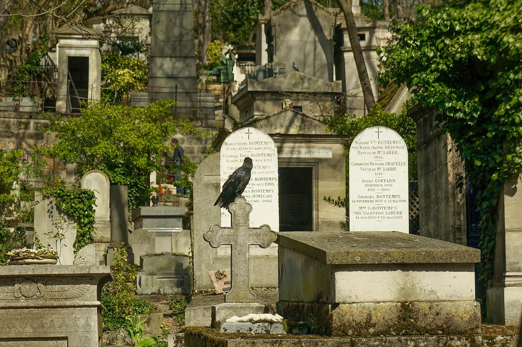 Père Lachaise, Paris Avril 2013