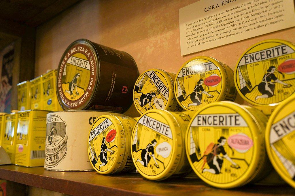 """Boutique de souvenirs """"A vida Portuguesa"""", Lisbonne"""