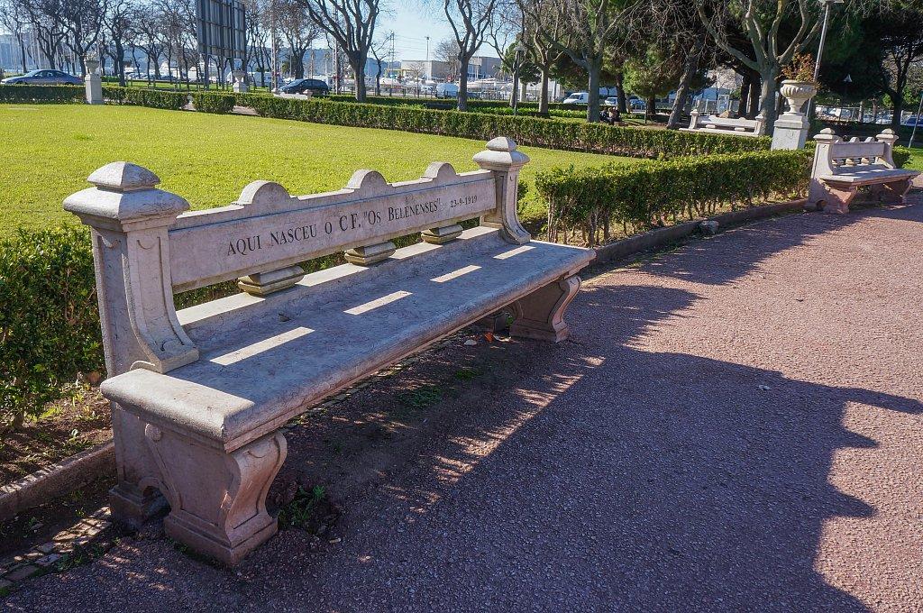 Jardim Afonso de Albuquerque, Lisbonne