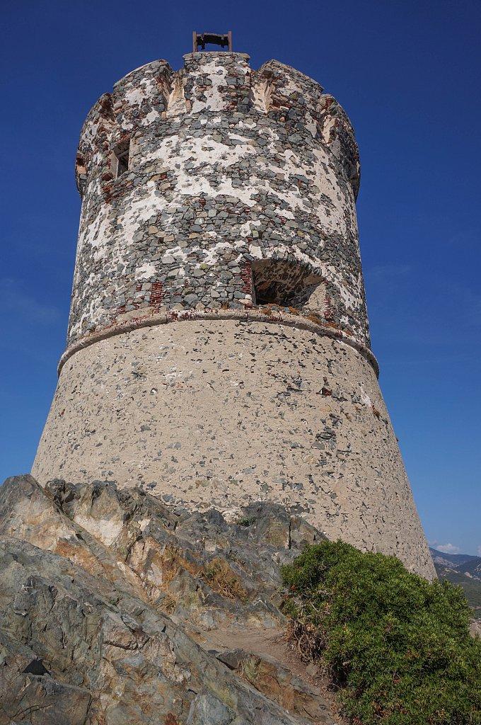 Corse, Pointe de la Parata