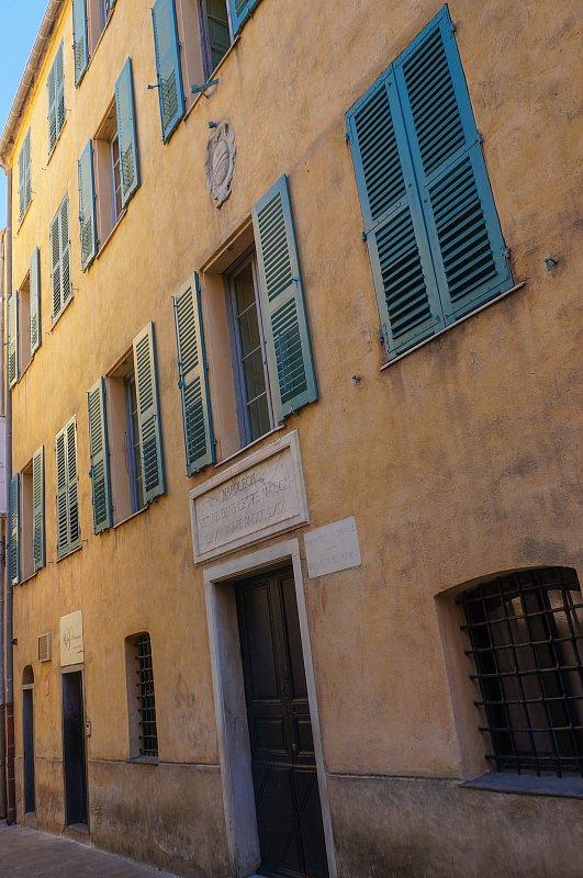 La maison de Napoléon, Ajaccio