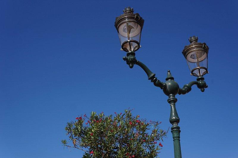 Ciel bleu d'Ajaccio