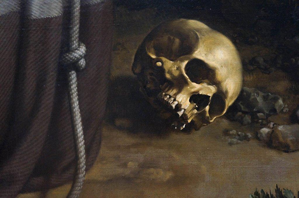 Salle Peintures françaises du XVIIe siècle (détail)