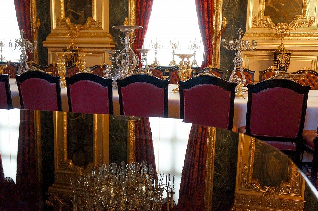Appartements de Napoléon III - Salle à manger
