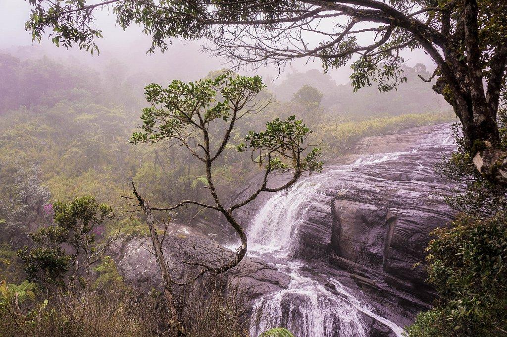 Horton Plains - Baker's Falls