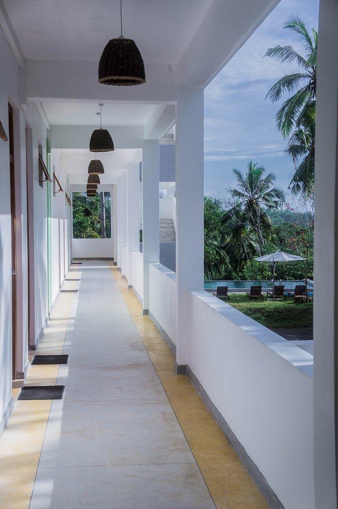 Mirissa - Esprit d'Ici hotel