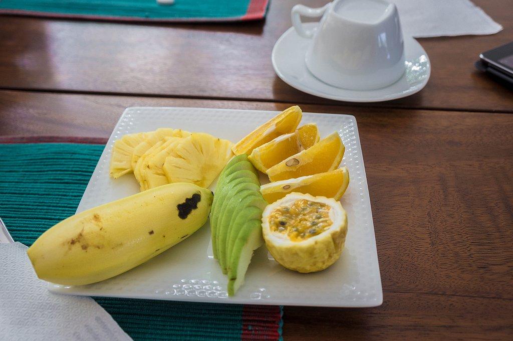 Mirissa - Esprit d'Ici hotel breakfast