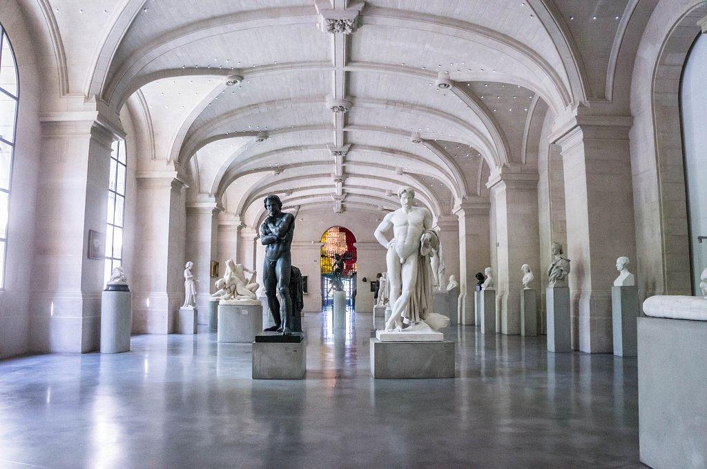 Galerie des sculptures, Palais des Beaux-Arts de Lille