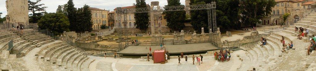 Arles - amphithéâtre
