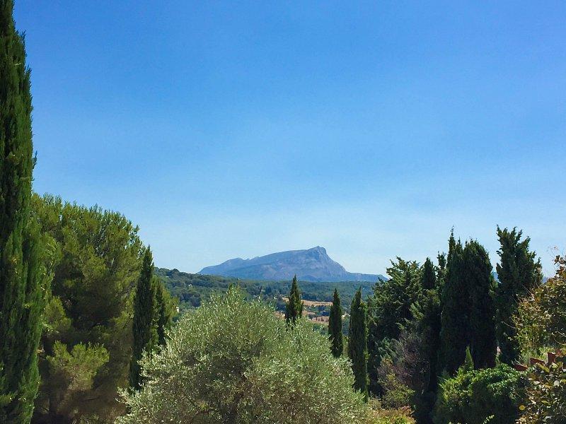 Aix en Provence - Montagne Sainte Victoire