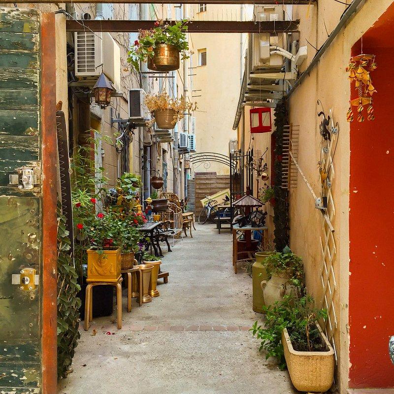 Aix en Provence - Emmaus