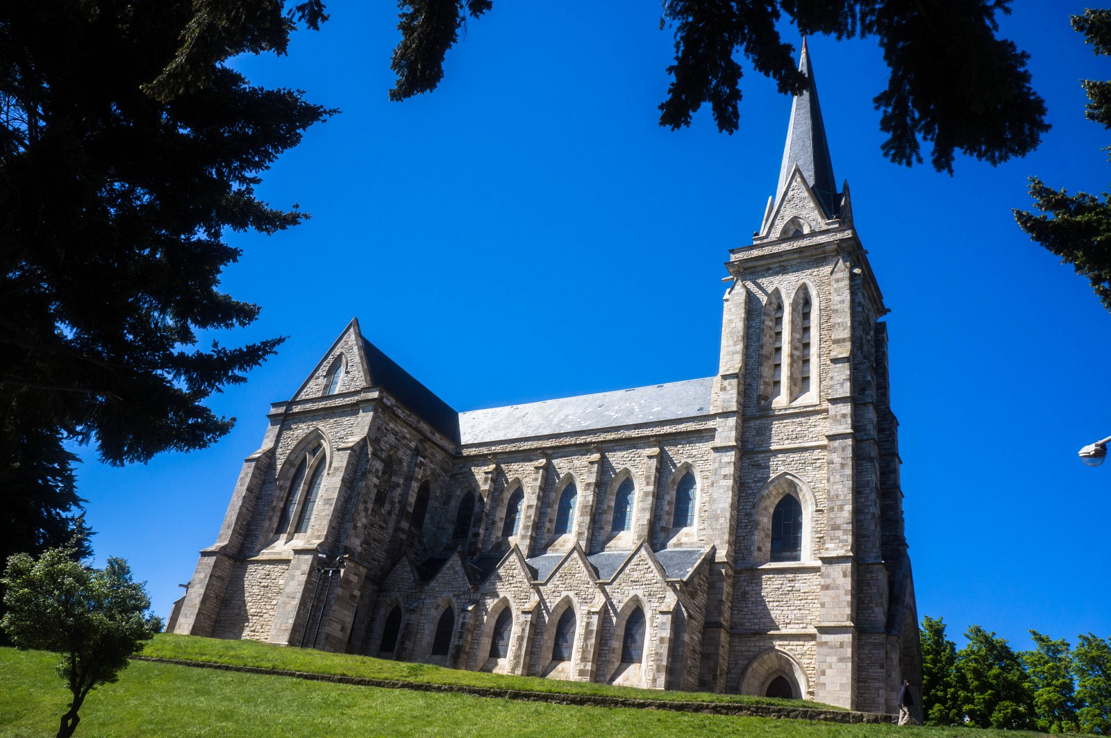 Bariloche, église