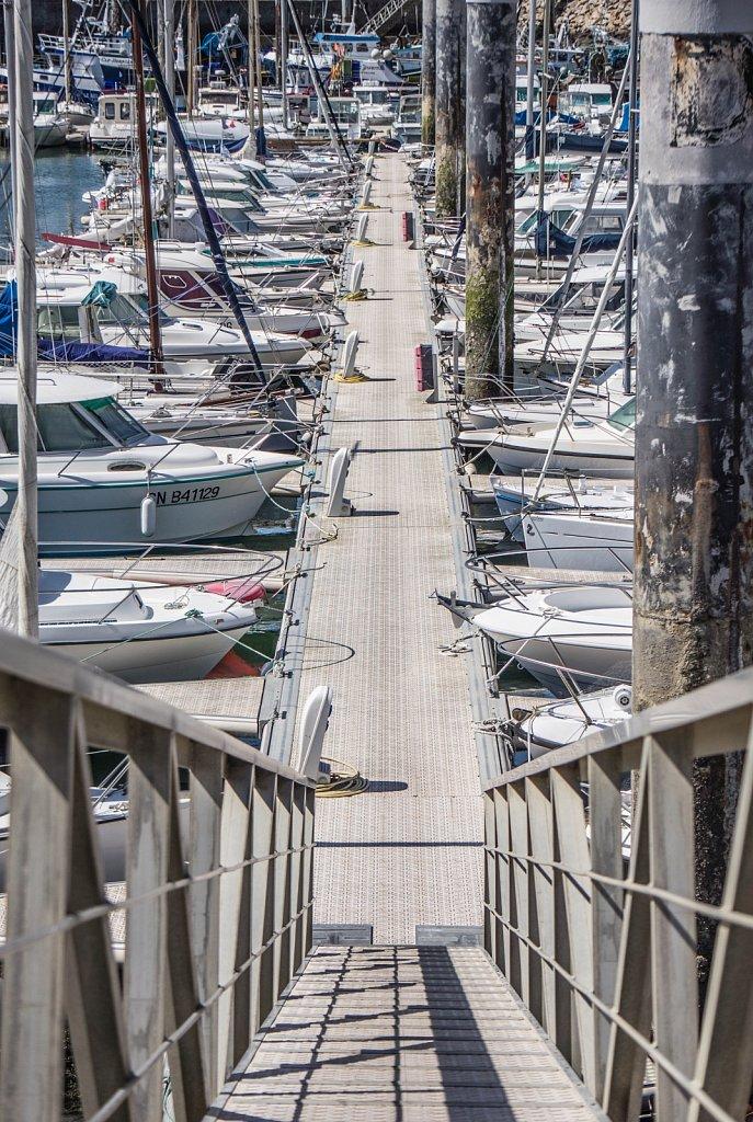 Le Croisic - port