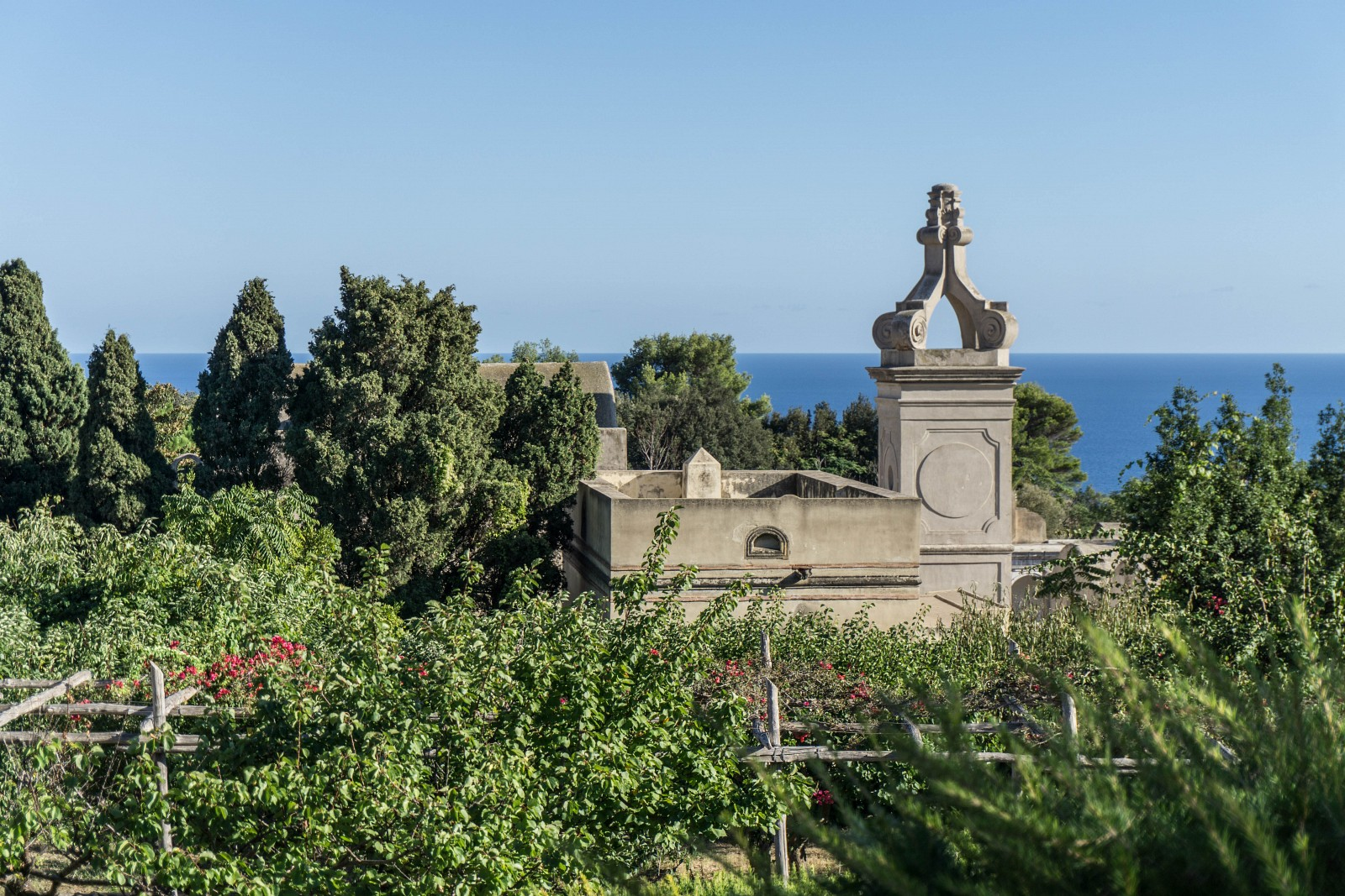 Jardins, Capri