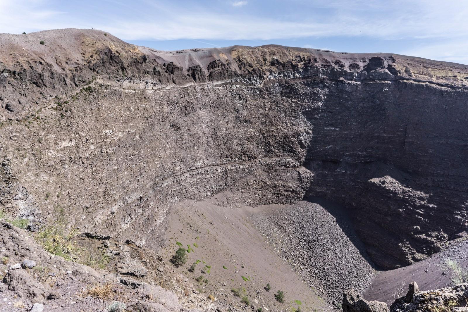 Cratère du Vasuve