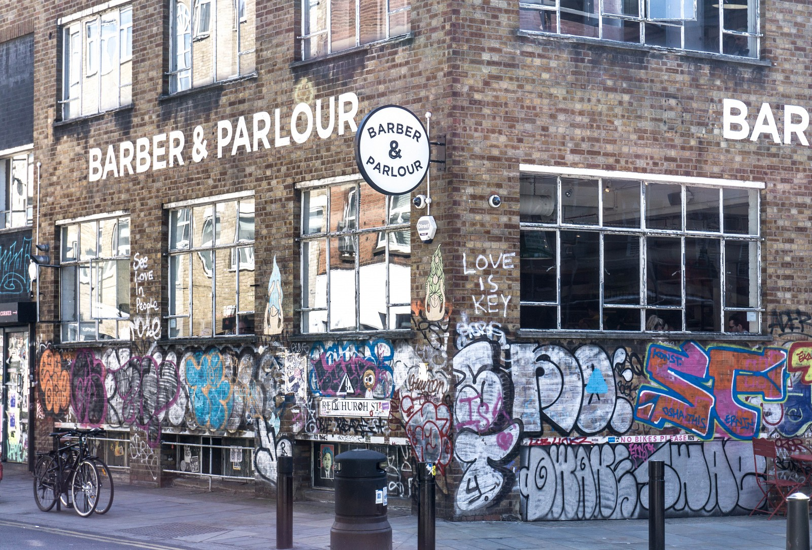 Shoreditch, Londres