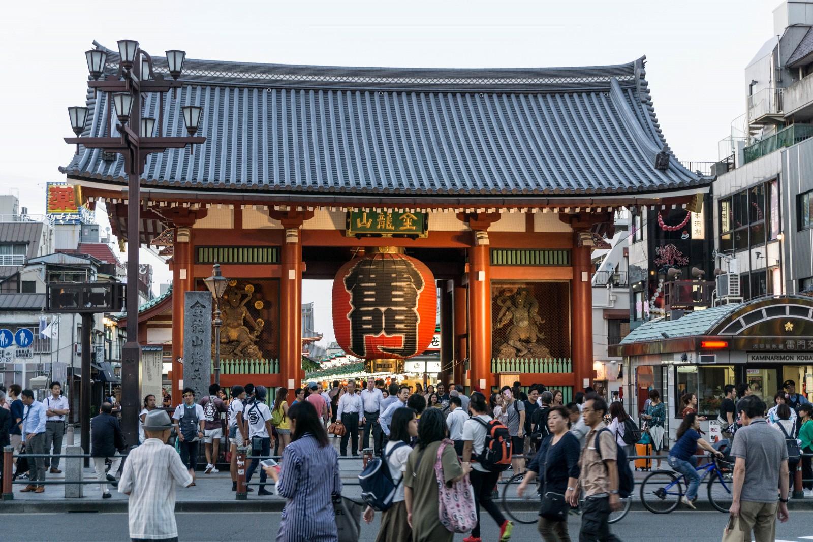 Tokyo Kaminarimon