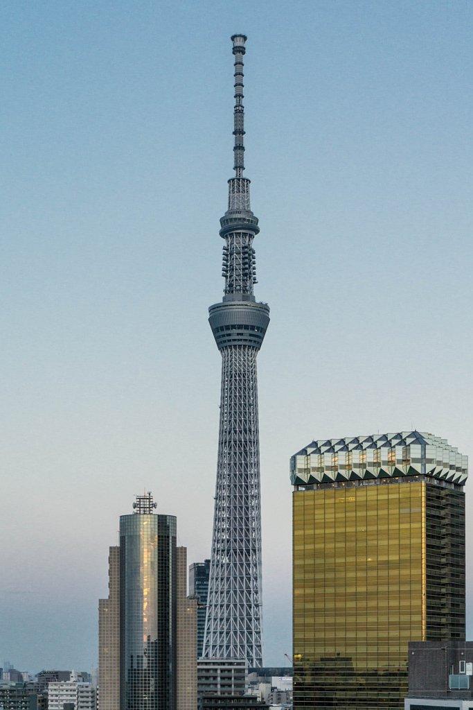 Asakusa, Tokyo Sky Tree