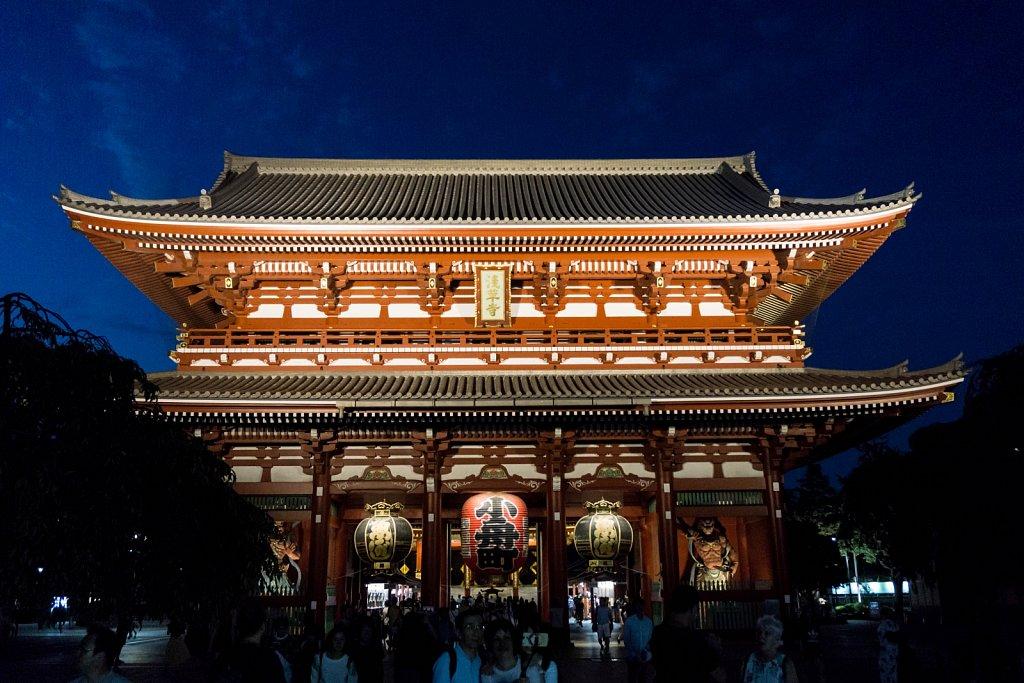 Asakusa, Senso-ji
